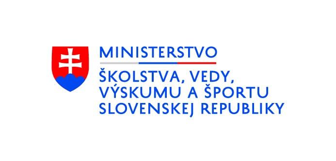 logo MŠVVS SR