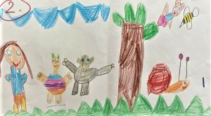 kresba_hovoriaca mačka