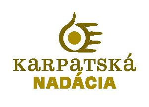 logo Karpatská nadácia