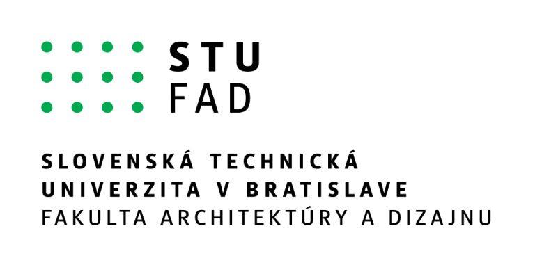logo Fakulty architektúry a dizajnu STU BA